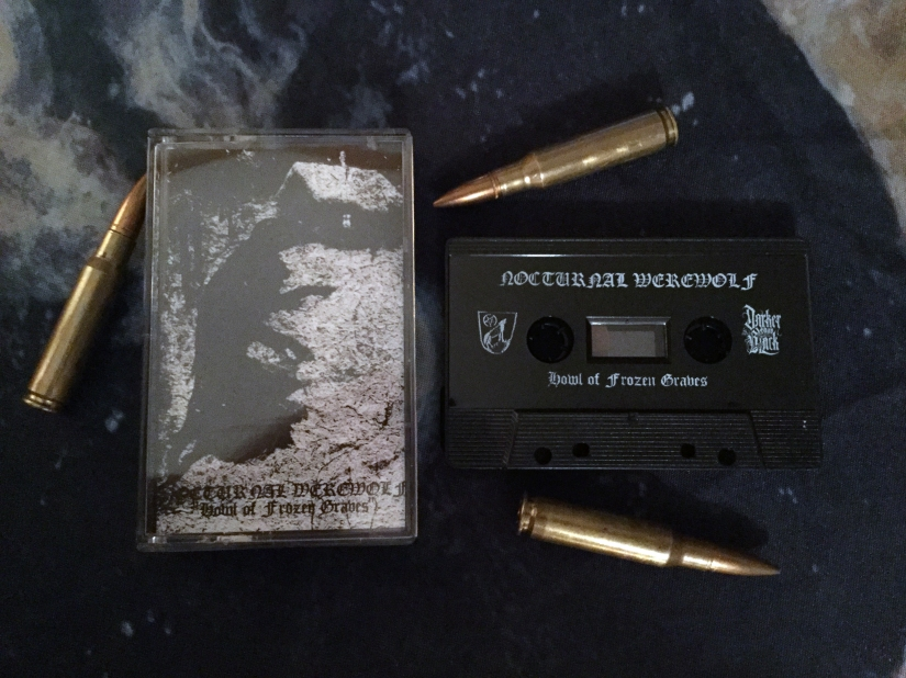 Nocturnal Werewolf – Howl of FrozenGraves